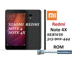 Xiaomi Redmi Note 4X Wymiana Naprawa Szyby Wyświetlacza
