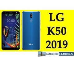 LG K50 wymiana szybki naprawa zbitej szybki